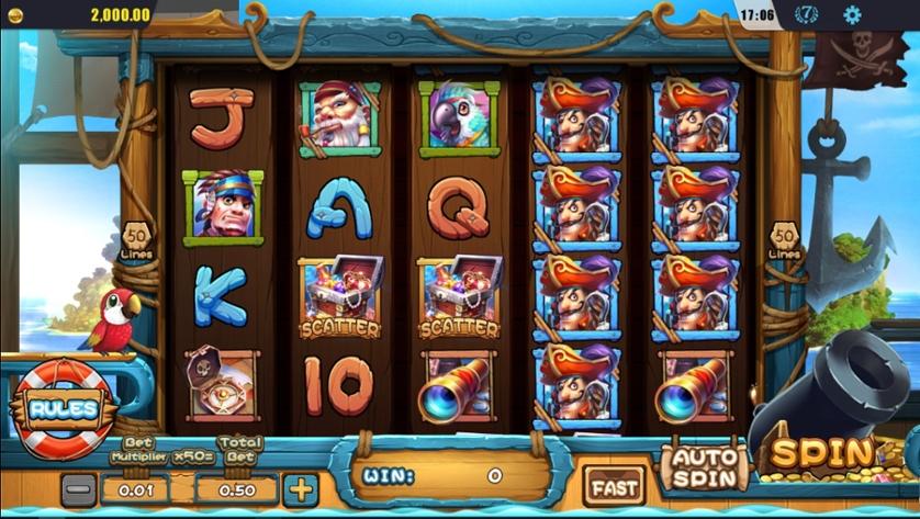 Pirate Treasure Slot Online Terbaik Yang Bisa Dimainkan Disetiap Waktu Luang